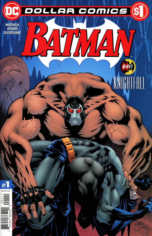 Dollar Comics: Batman Vol 1 497