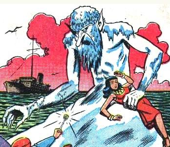 Glacier Man (Earth-S)