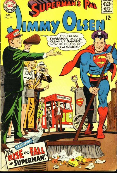 Superman's Pal, Jimmy Olsen Vol 1 107