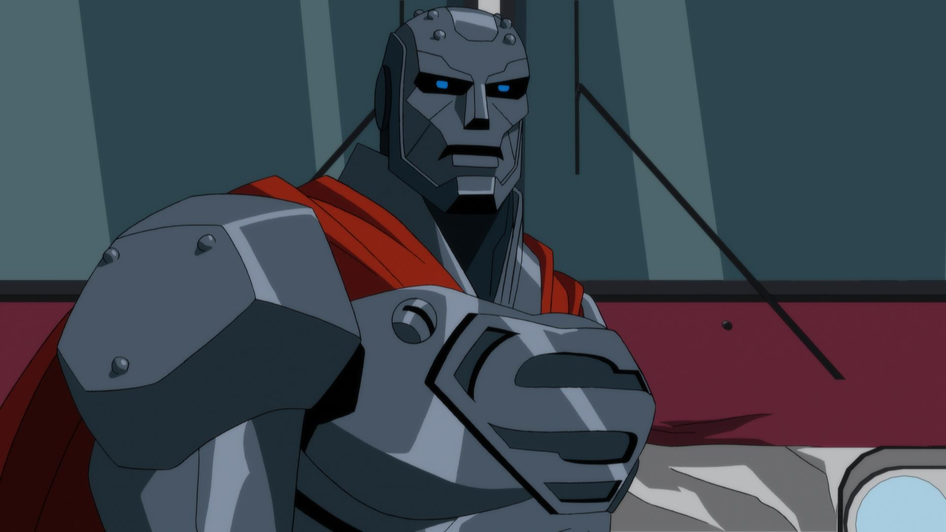 John Henry Irons (DC Animated Movie Universe)