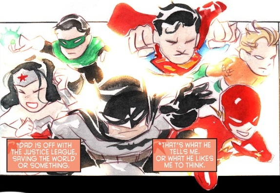 Justice League of America (Lil Gotham)