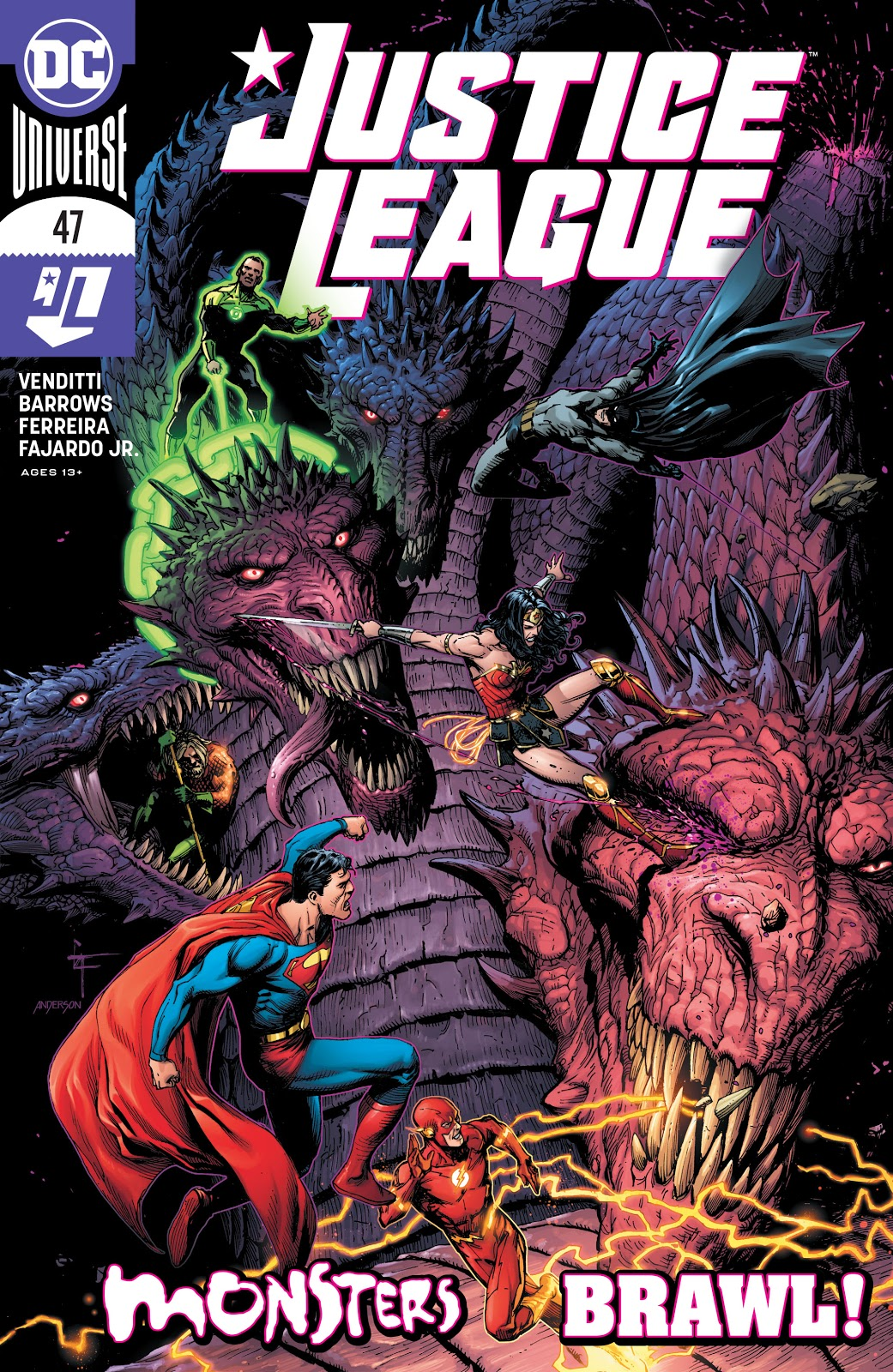 Justice League Vol 4 47