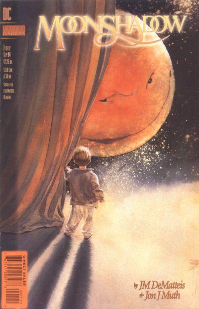 Moonshadow Vol 1