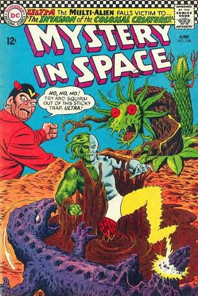 Mystery in Space Vol 1 108