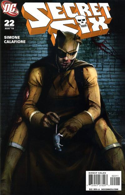 Secret Six Vol 3 22
