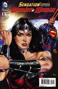 Sensation Comics Featuring Wonder Woman Vol 1 5