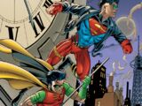 WF3: World's Finest Three (Superboy/Robin) Vol 1 1