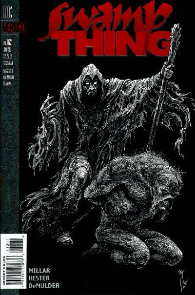 Swamp Thing Vol 2 162