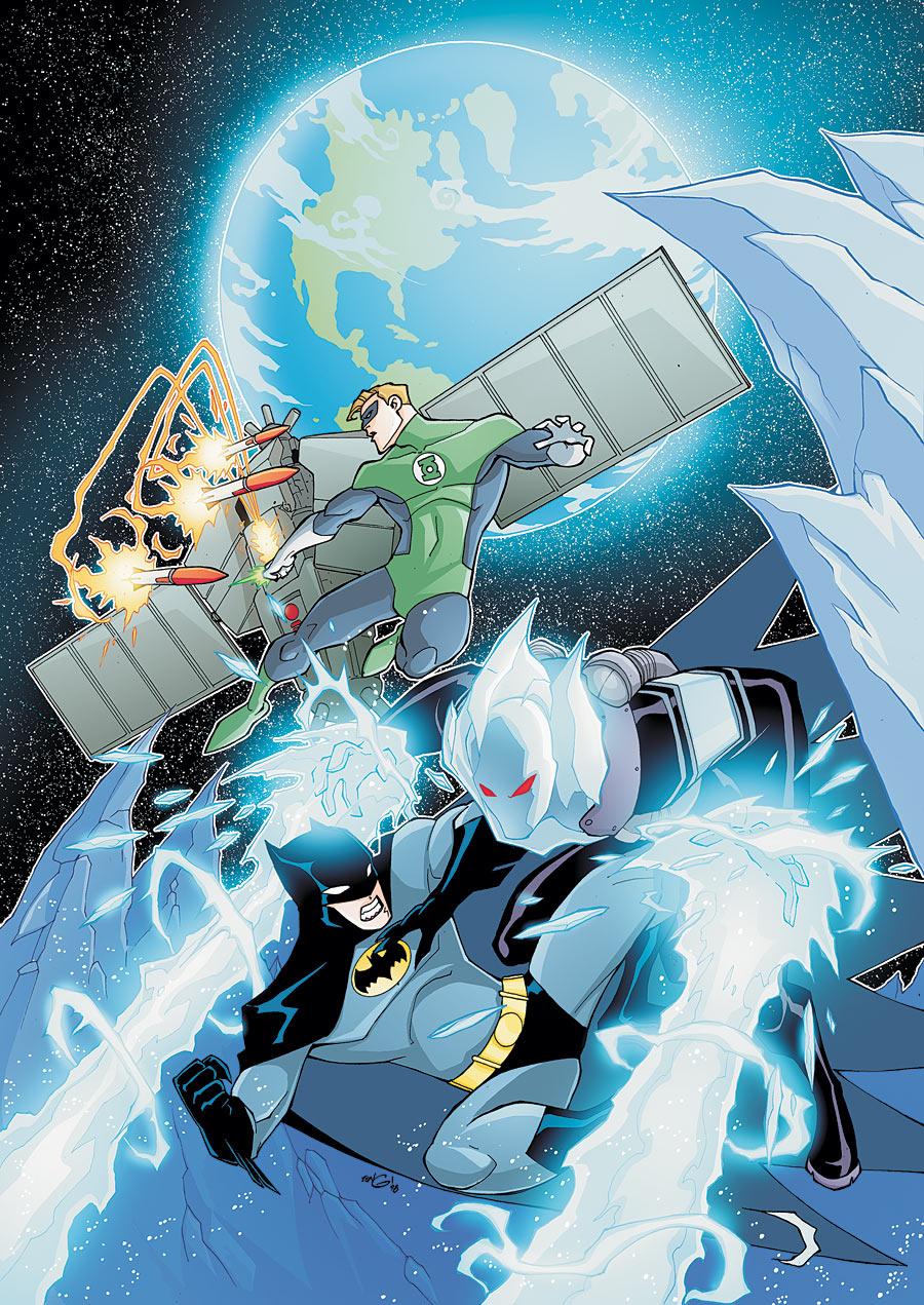The Batman Strikes! Vol 1 48 Textless.jpg