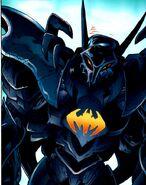 War-Bat Legends of the Dead Earth 001