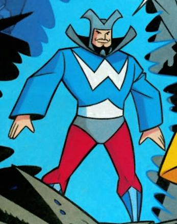 Warlock of Ys (DCAU)