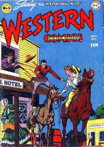 Western Comics Vol 1 5