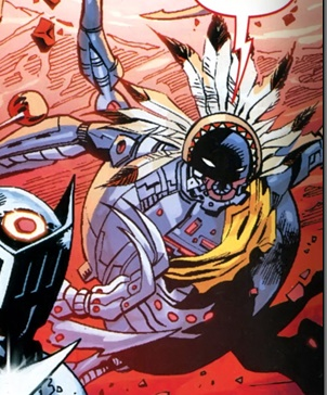 William Great Eagle (Futures End)