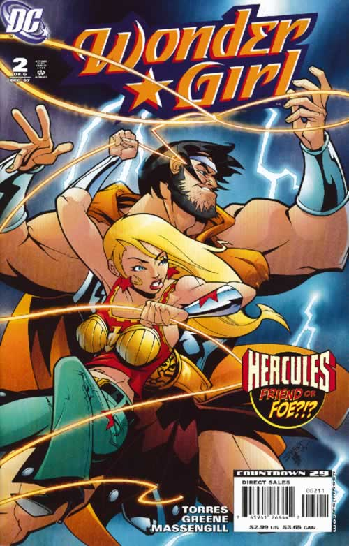 Wonder Girl Vol 1 2