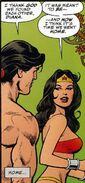 Wonder Woman Distant Fires