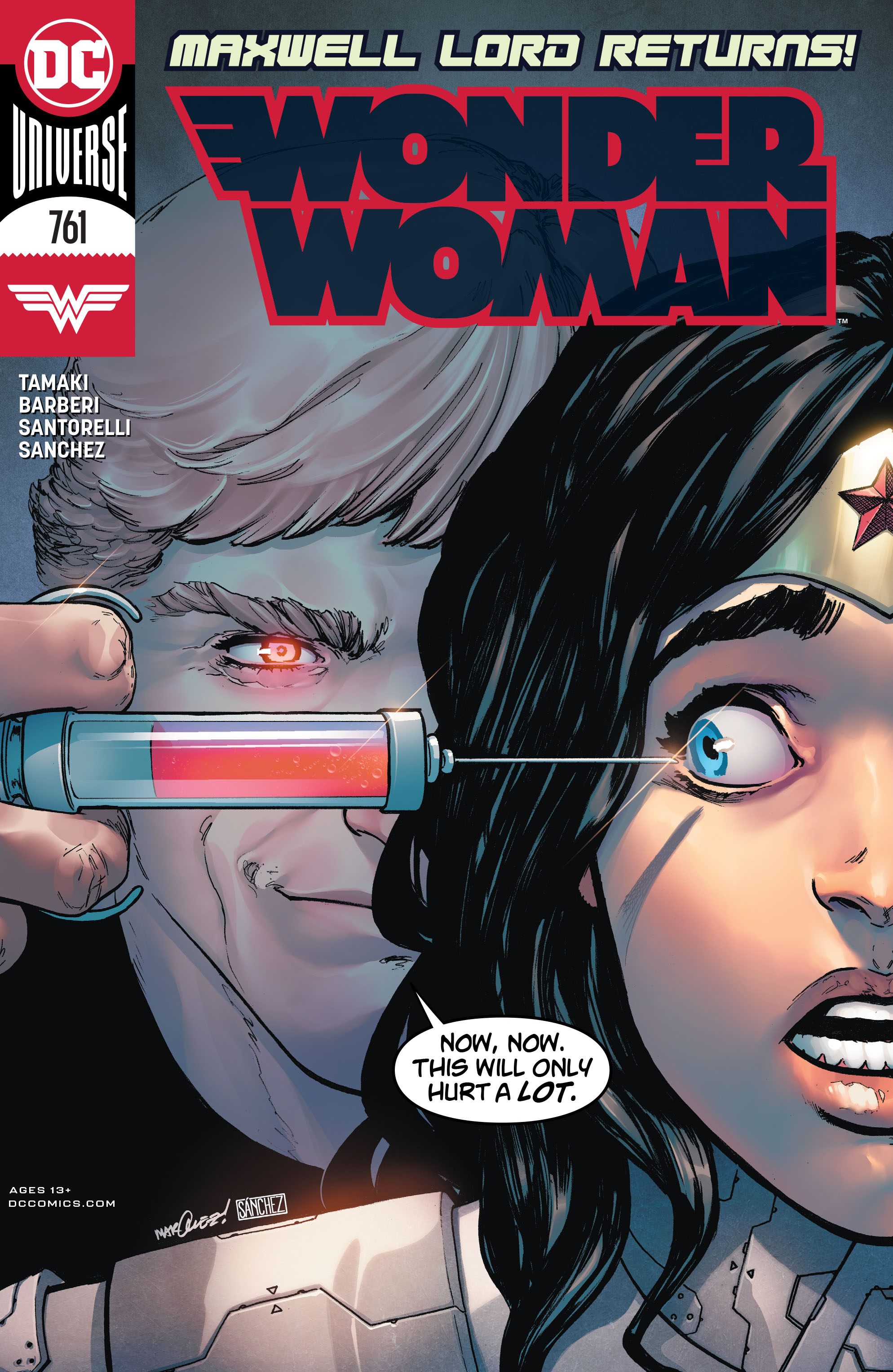Wonder Woman Vol 1 761