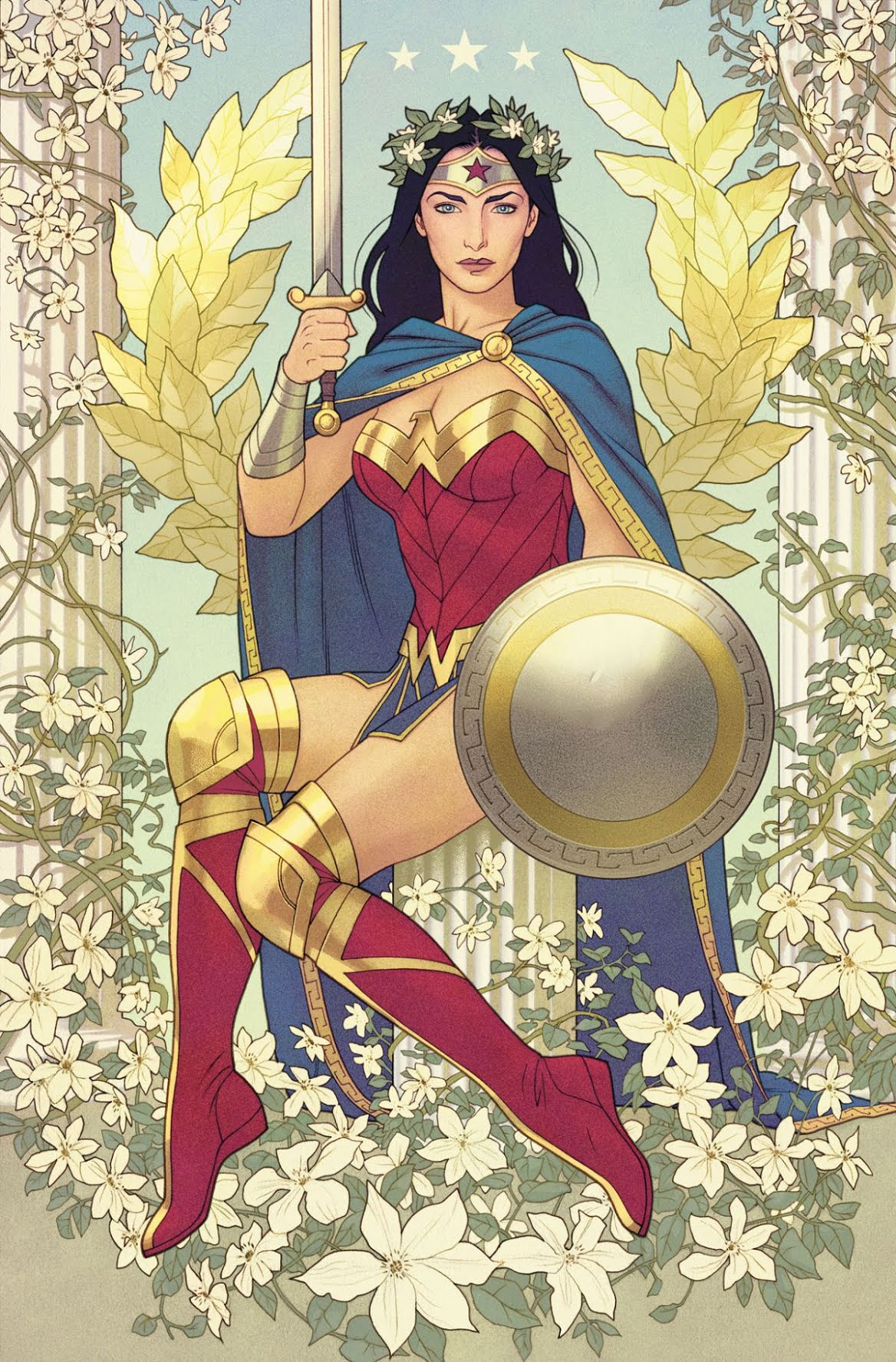 Wonder Woman Vol 1 764 Textless Variant.jpg