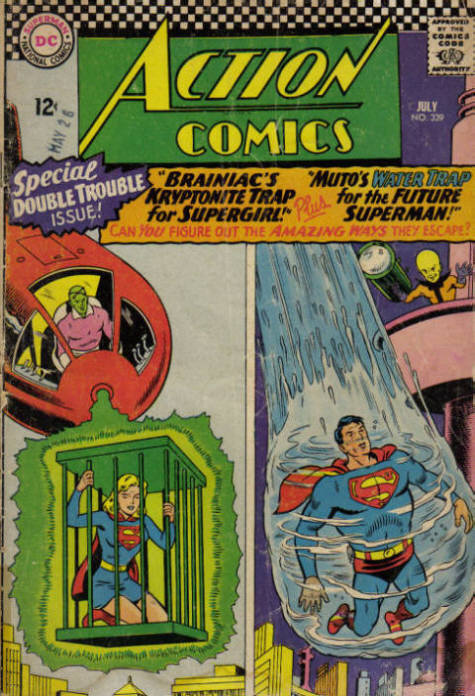 Action Comics Vol 1 339