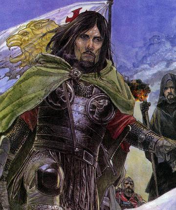 Arthur Pendragon (New Earth)