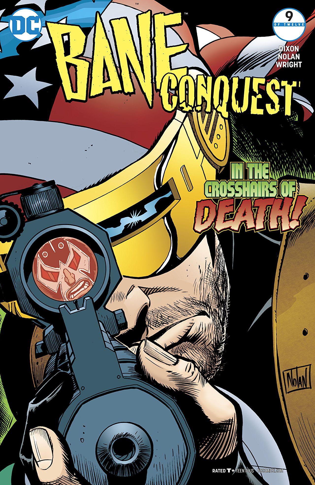 Bane: Conquest Vol 1 9