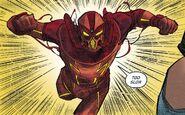 Barry Allen Gotham City Garage 0001