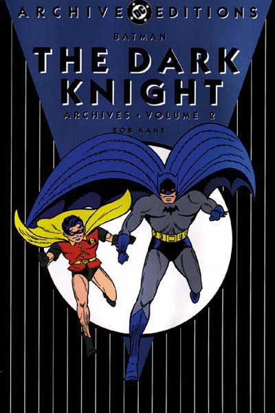 Batman: The Dark Knight Archives Vol 2 (Collected)
