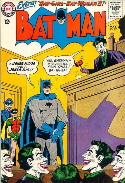 Batman Vol 1 163