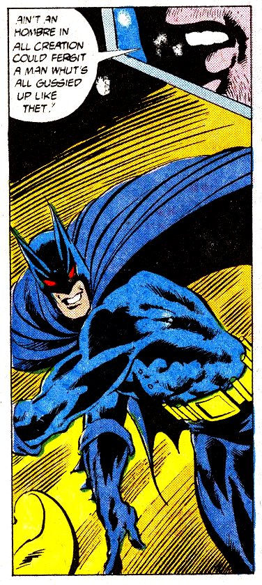 Batman (Hex Timeline)