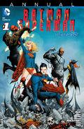 Batman Superman Annual Vol 1 1