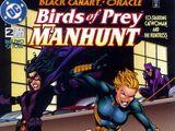 Birds of Prey: Manhunt Vol 1 2