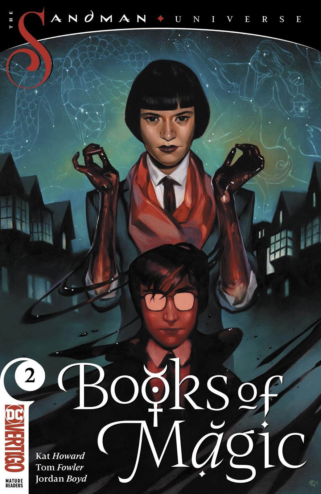 Books of Magic Vol 3 2