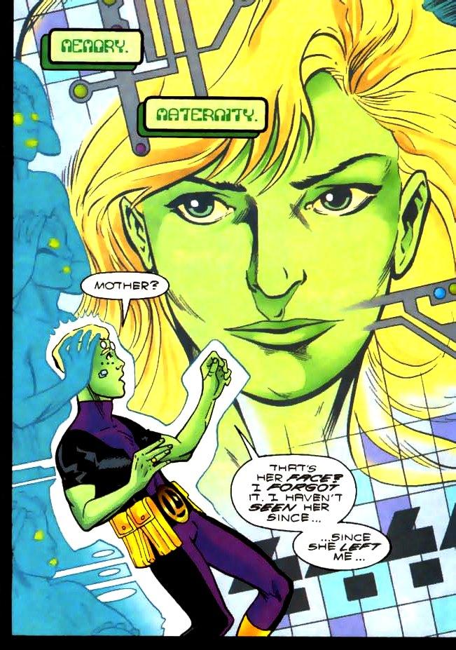 Brainiac 4 (Post-Zero Hour)