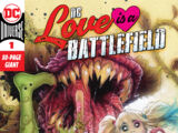 DC Love Is a Battlefield Vol 1 1