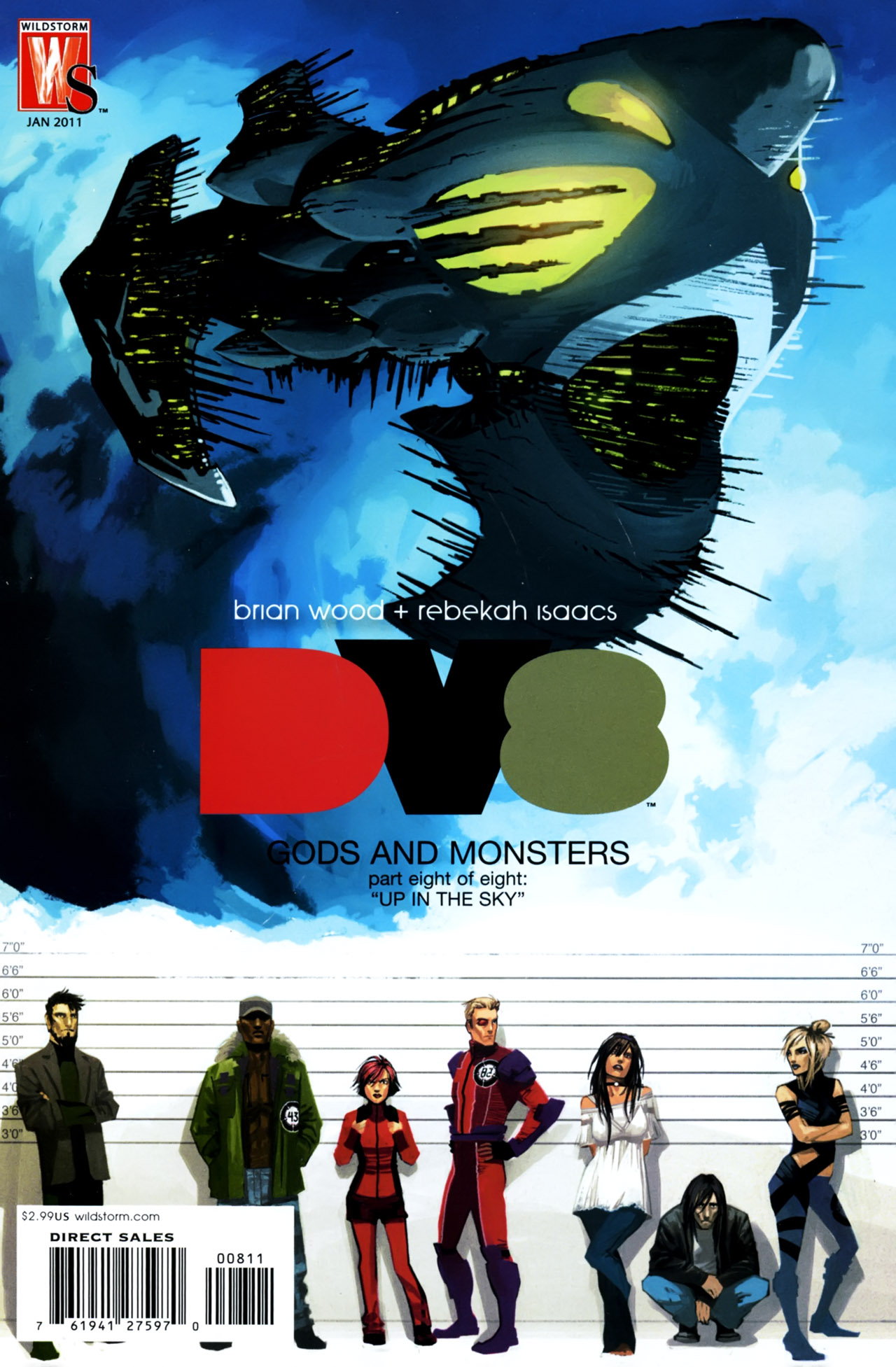 DV8: Gods and Monsters Vol 1 8