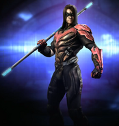 Damian Wayne (Injustice The Regime) 002