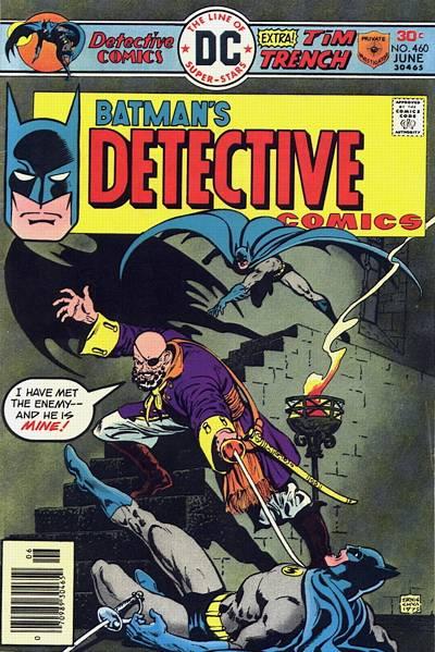 Detective Comics Vol 1 460