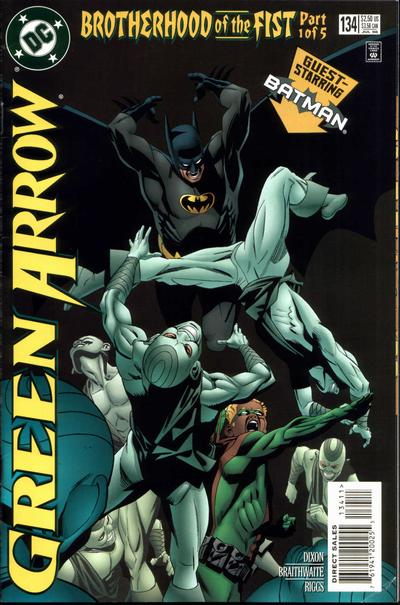 Green Arrow Vol 2 134
