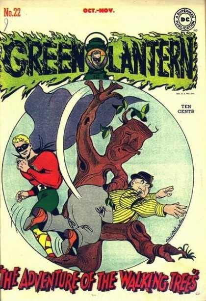 Green Lantern Vol 1 22