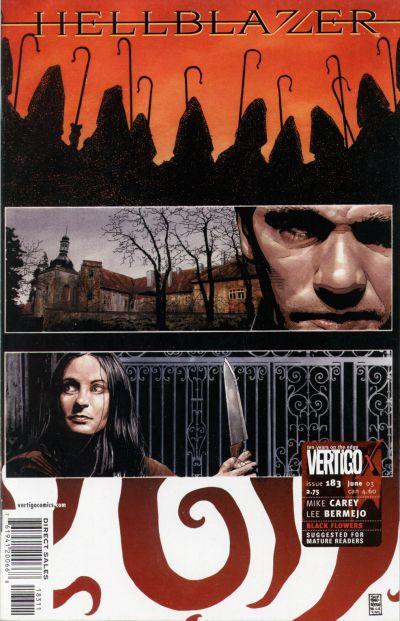 Hellblazer Vol 1 183