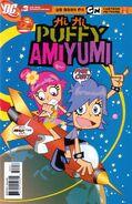 Hi Hi Puffy Amiyumi Vol 1 3