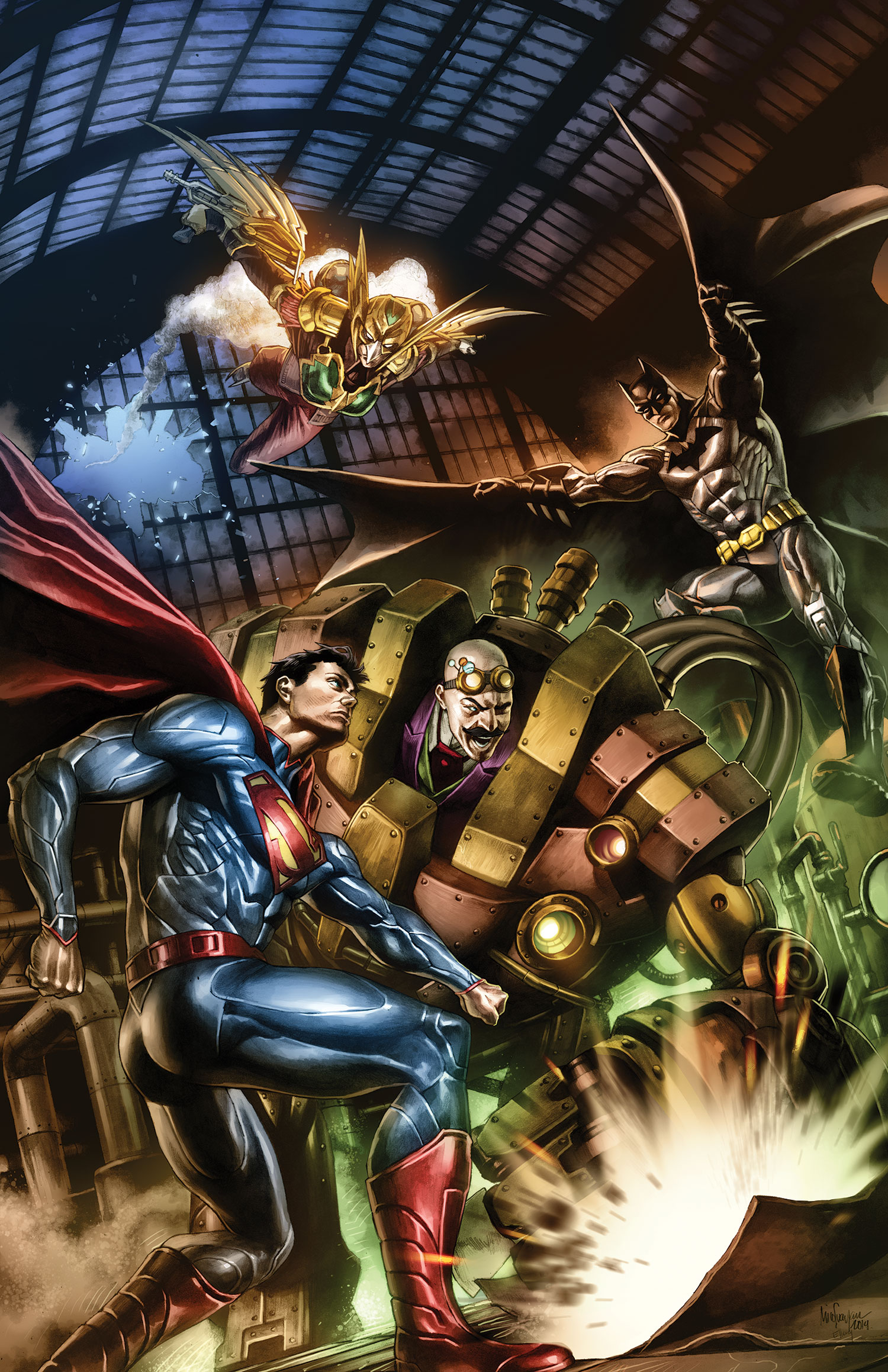 Infinite Crisis The Fight for the Multiverse Vol 1 10 Textless.jpg