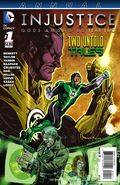 Injustice Year Two Annual Vol 1 1