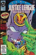 Justice League Quarterly Vol 1 2