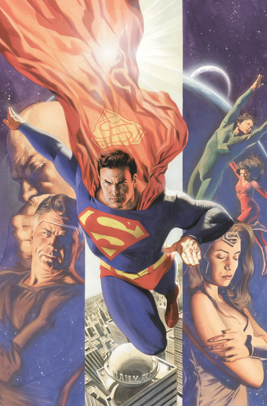 Superman: The Last Family of Krypton Vol 1 3