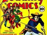 Leading Comics Vol 1 5