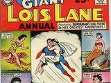 Superman's Girl Friend, Lois Lane Annual Vol 1 1