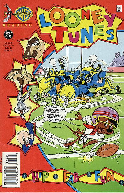 Looney Tunes Vol 1 14