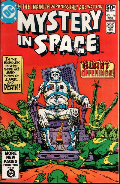 Mystery in Space Vol 1 116