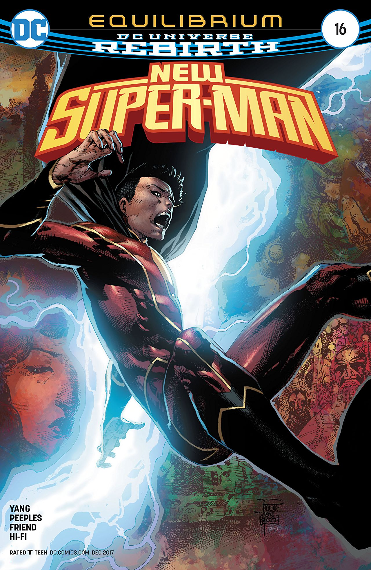 New Super-Man Vol 1 16