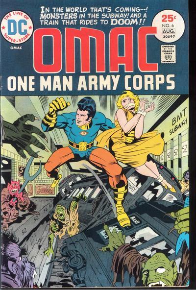 OMAC Vol 1 6